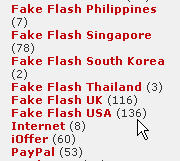 US - Cat SOSFakeFlash