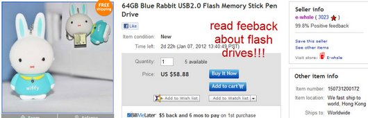 Blue Rabbit USB2